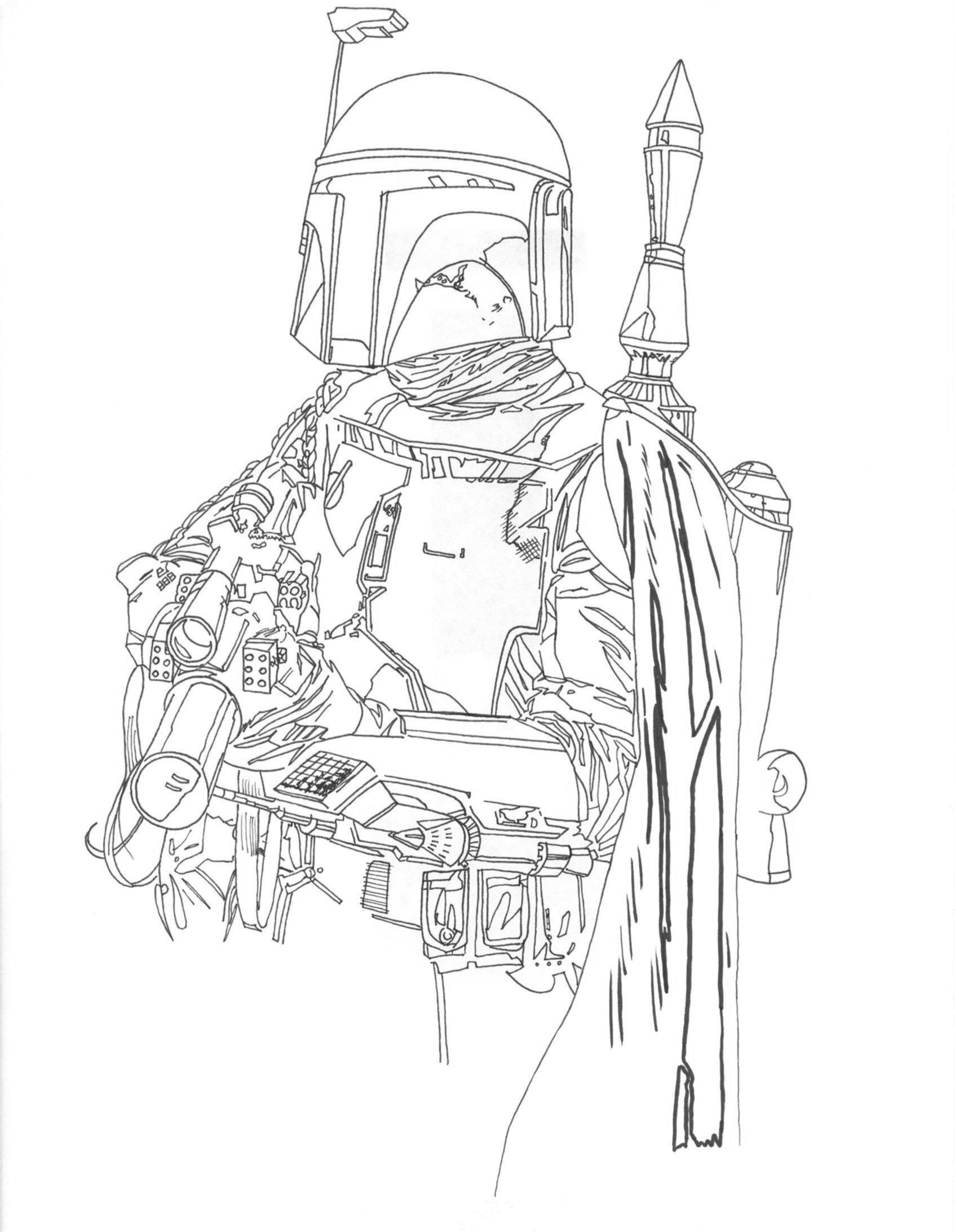 Star Wars Clone Coloring Pages Clone Coloring Pages At Getdrawings Free For Personal Use