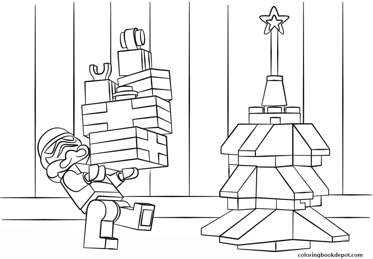 Star Wars Clone Coloring Pages Lego Star Wars Clone Christmas Coloring Pages