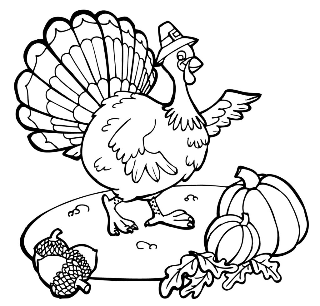 Thanksgiving Coloring Pages For Boys Coloring Free Printableing Coloring Pages For Kids Incredible