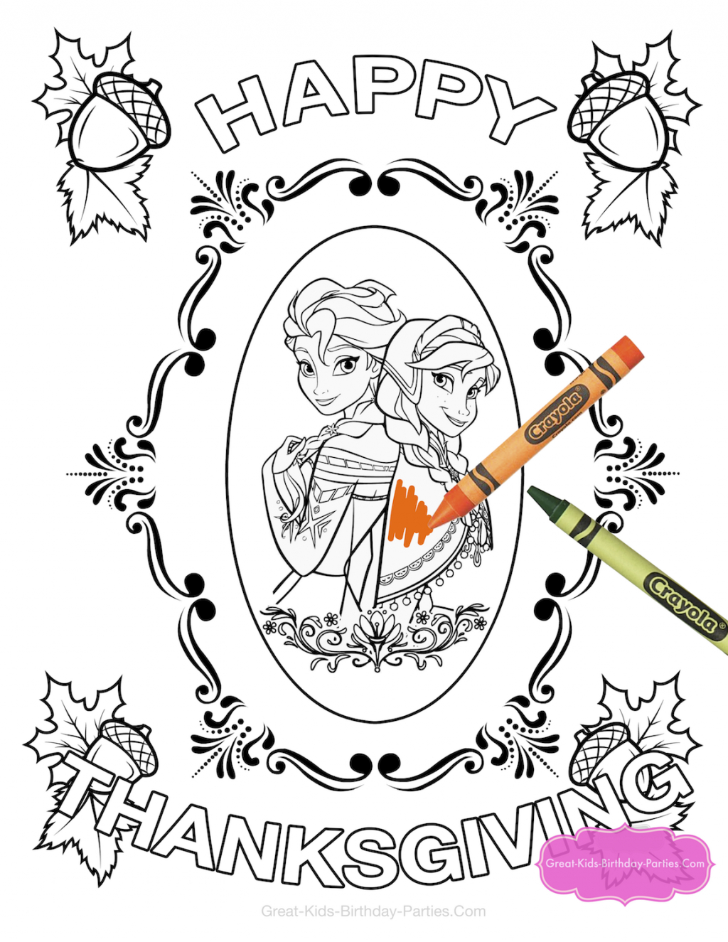 Thanksgiving Coloring Pages For Boys Coloring Page Hello Kitty Thanksgiving Coloring Pages At