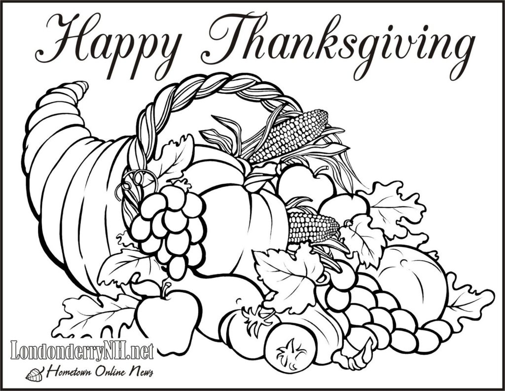 Thanksgiving Day Coloring Pages Free Coloring Book World Amazing Thanksgiving Coloring Pages For Adults