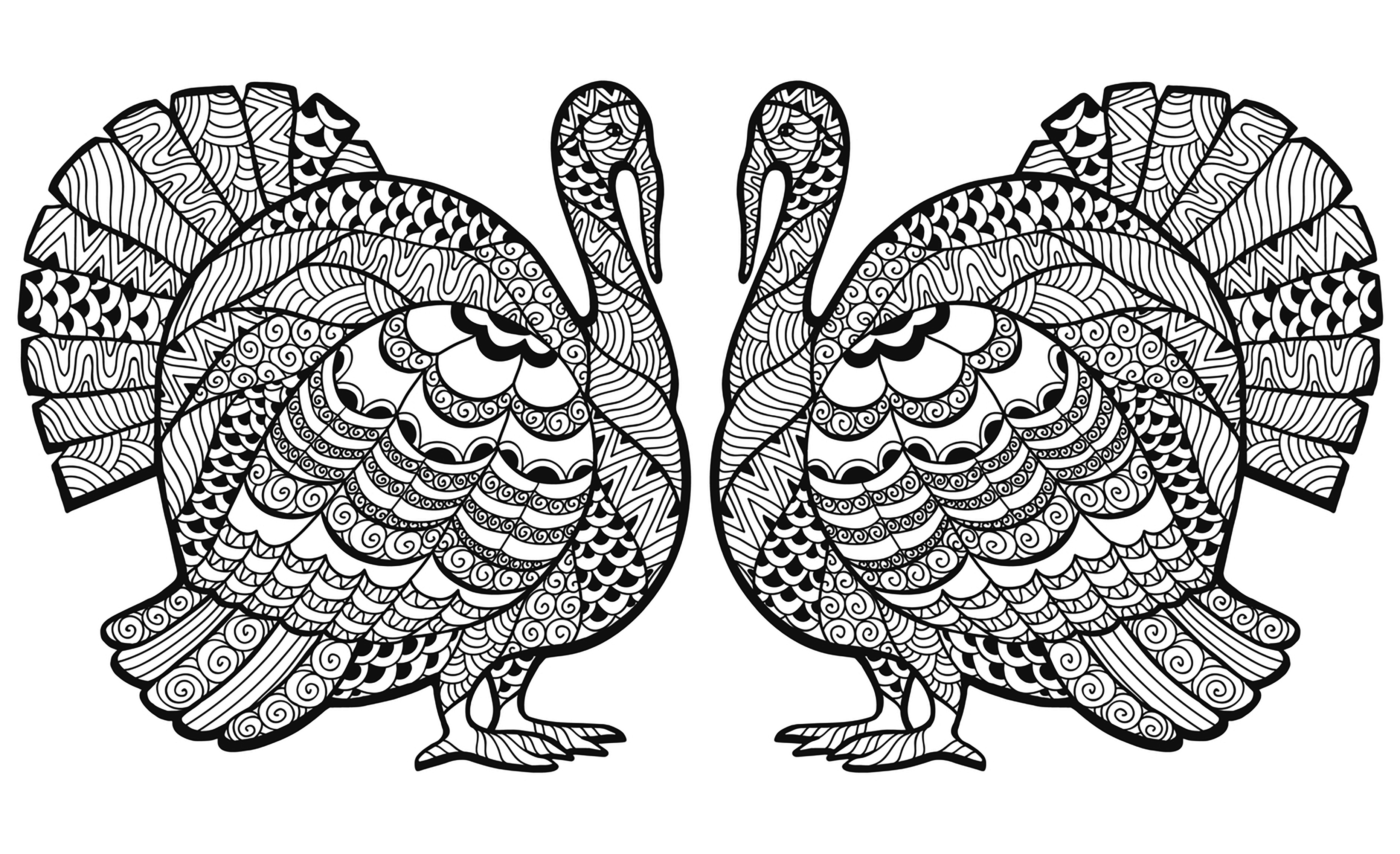 Thanksgiving Day Coloring Pages Free Coloring Books Turkey To Color Printable Picture Inspirations