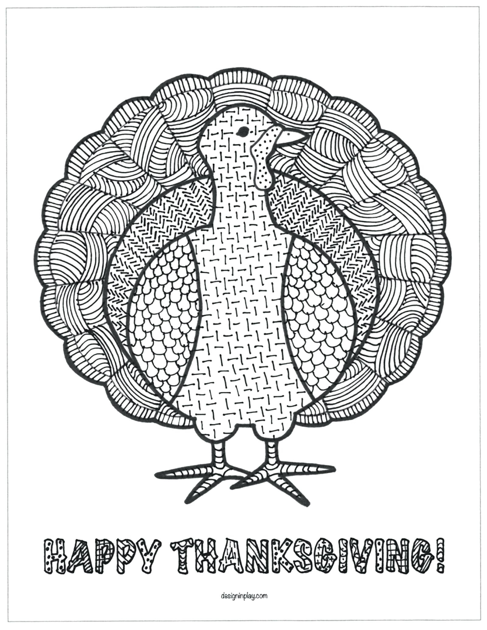 Thanksgiving Day Coloring Pages Free Turkey Coloring Sheet Turkey Coloring Sheet Free Mislatinasclub