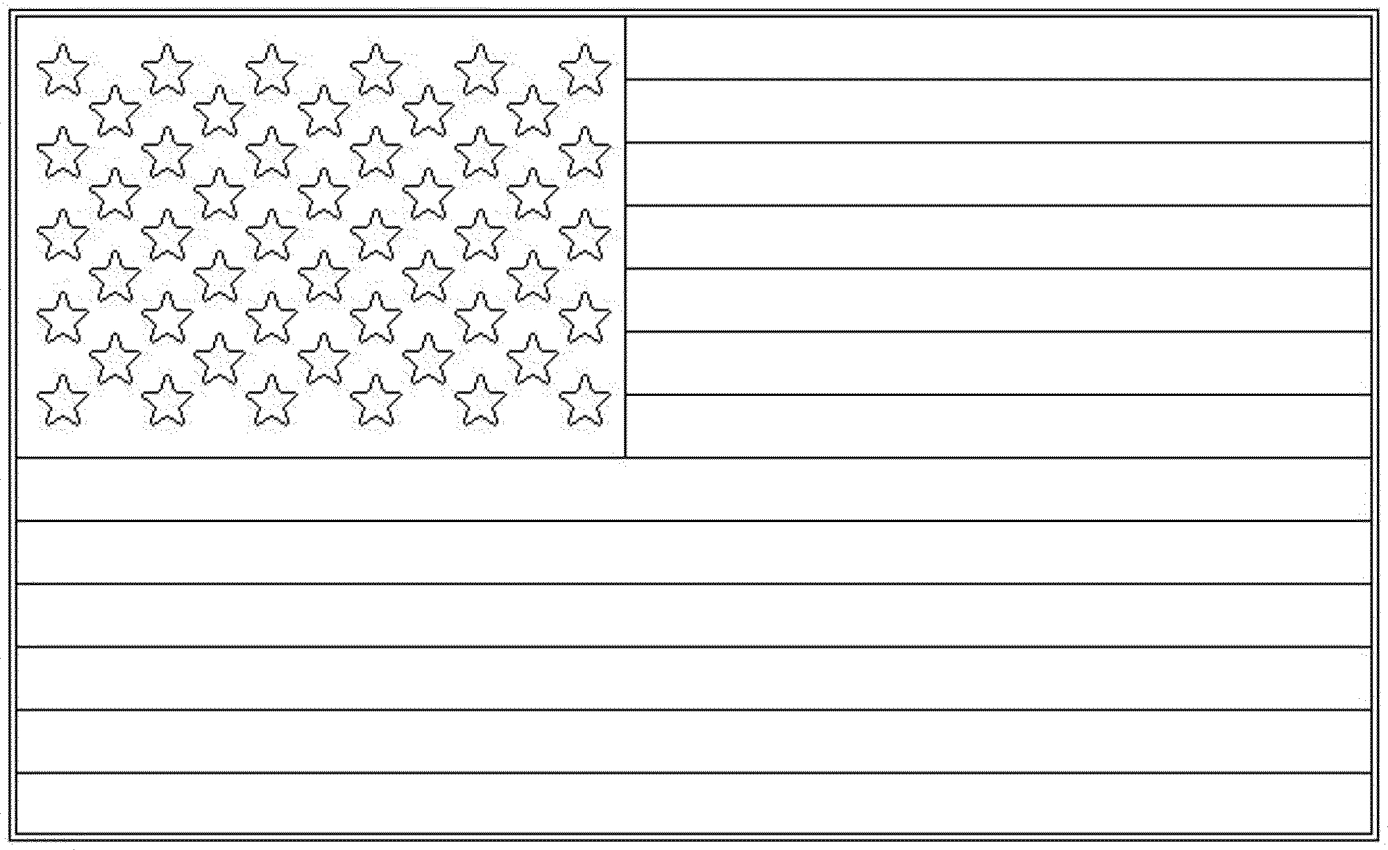 The American Flag Coloring Page American Flag Coloring Page For The Love Of The Country Best Apps