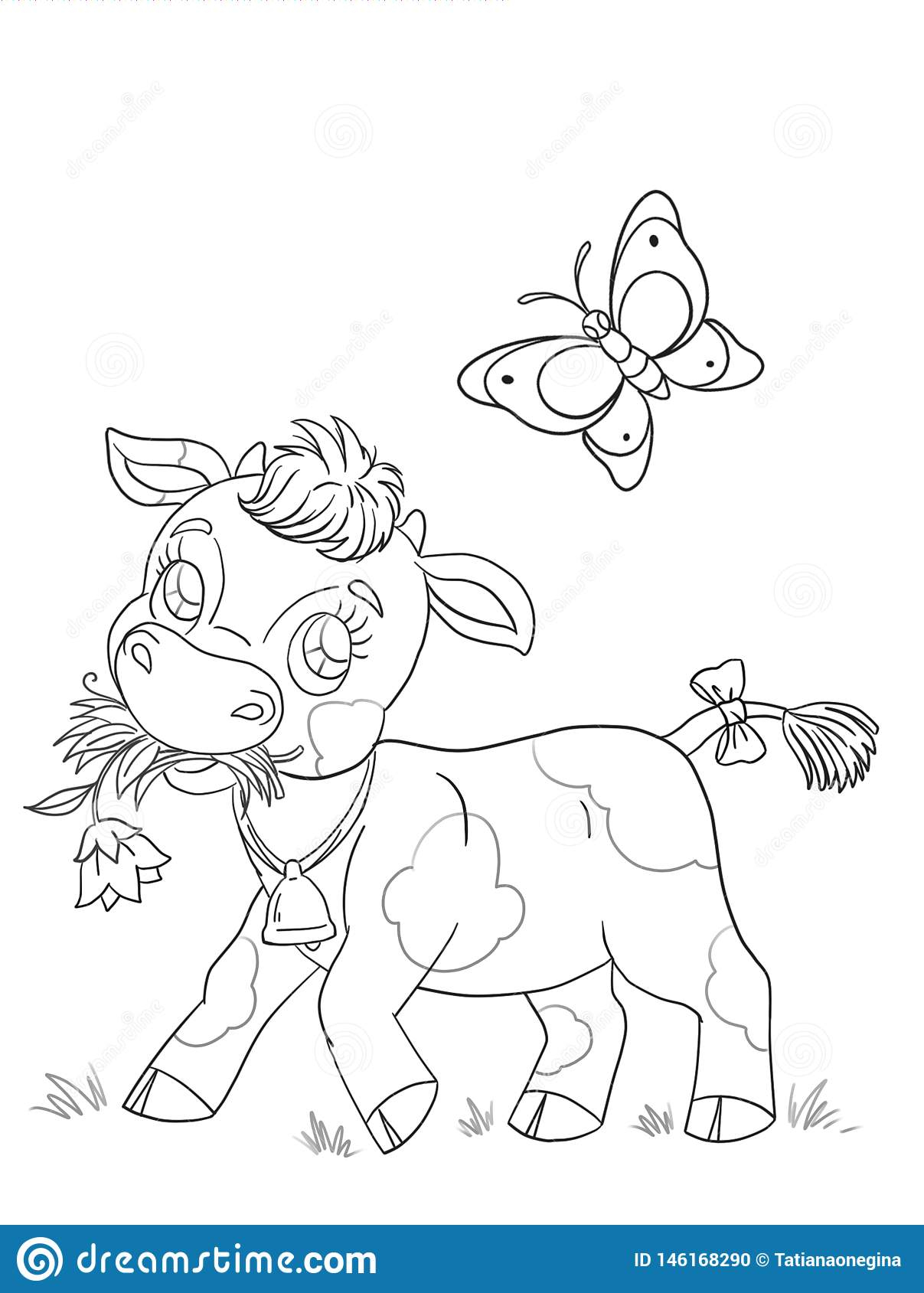 The Golden Calf Coloring Page Calf Coloring Page Unbug
