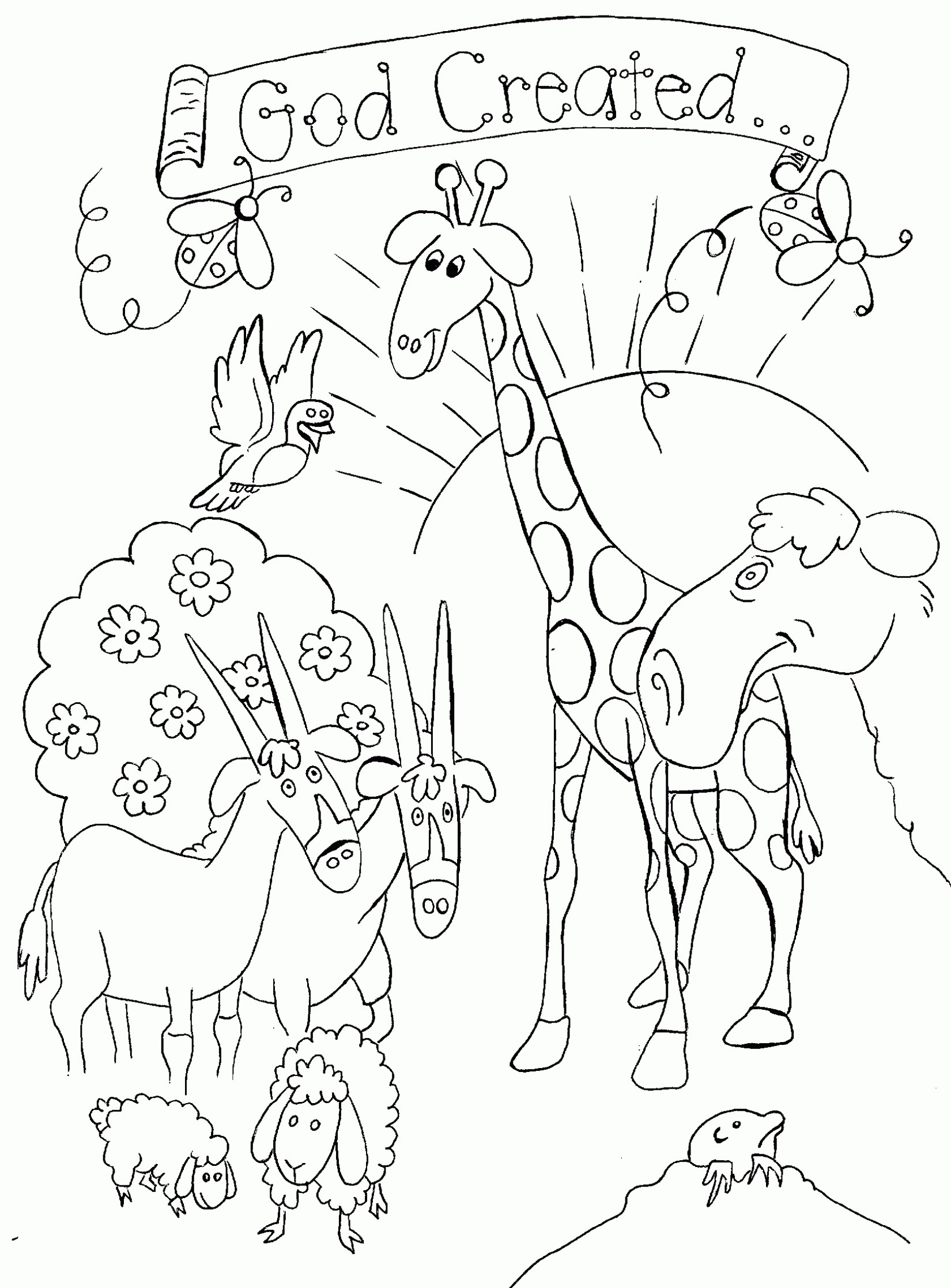 The Golden Calf Coloring Page Coloring Printable Bible Coloring Pages Sheets For Children Kidsee