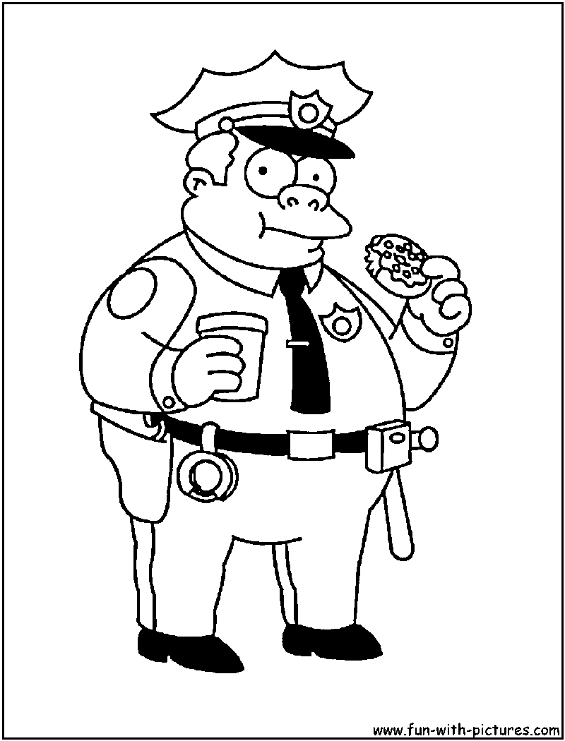 The Simpsons Coloring Pages Simpsons Coloring Pages Free Printable Colouring Pages For Kids To