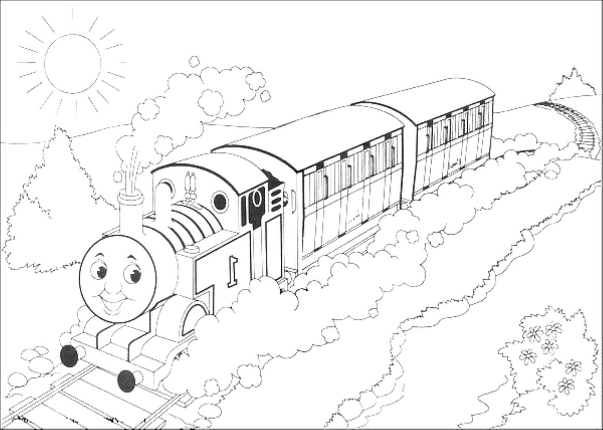 Thomas And Friends Coloring Pages Coloring Book Thomas And Friends Coloring Pages Coloring Books