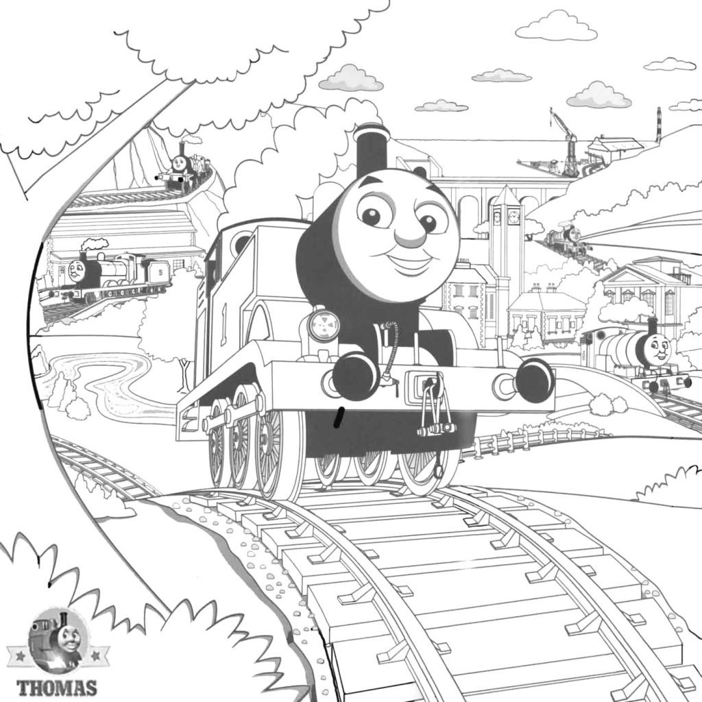 Thomas And Friends Coloring Pages Coloring Books Coloring Fresh Pages Ofomas Andnds Washing For Kids