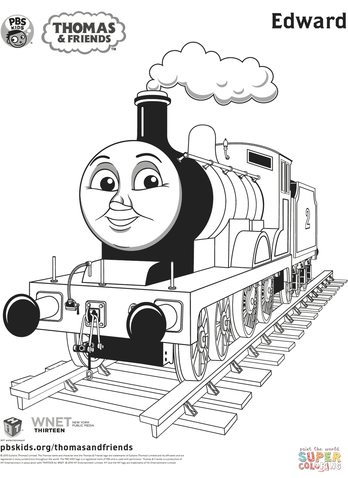 Thomas And Friends Coloring Pages Thomas Friends Coloring Pages Free Coloring Pages