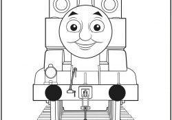 Thomas Coloring Pages Printable Thomas The Train Coloring Page Free Printable Coloring Pages