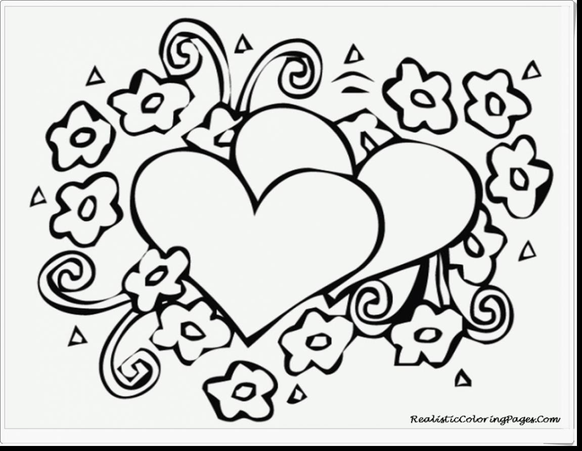 Valentine Coloring Book Pages Coloring Pages Coloring Pages Free Valentine Printable Valentines