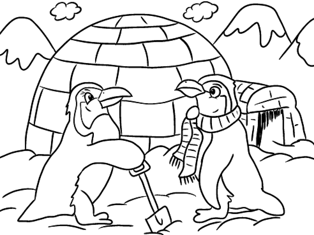 Winter Coloring Pages Printable Coloring Books Coloring Books Free Printable Winter Pages For
