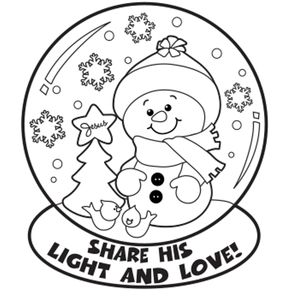 Winter Coloring Pages Printable Coloring Pages Free Winter Coloring Sheets Pages For Preschoolers
