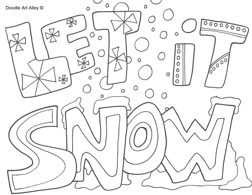 Winter Coloring Pages Printable Coloring Seasons Colouring Pages Free Winter Coloring For Kids