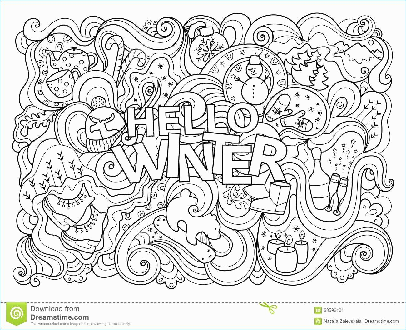 Winter Coloring Pages Printable Cooloring Book Free Winter Coloring Pages For Kids Amazing Scene