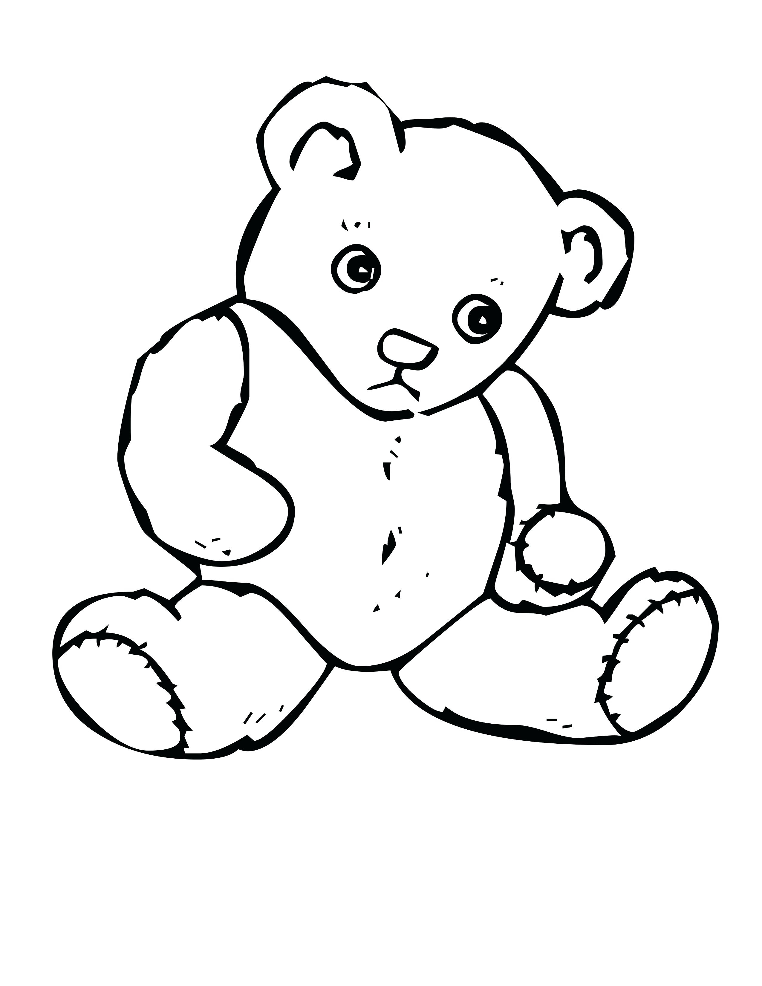 Yogi Bear Coloring Page Bear Coloring Safewaysheetco
